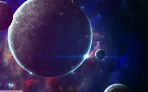 Planet, Space, Universe, Galaxy, Space Art Wallpapers Hd