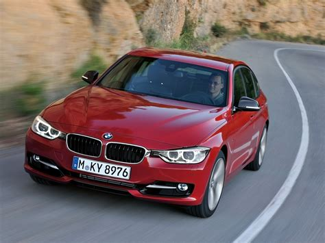 Bmw 3 Series Sedan Backgrounds by 2012 Bmw 3 Series Sedan Sport Line On The Road Wallpapers