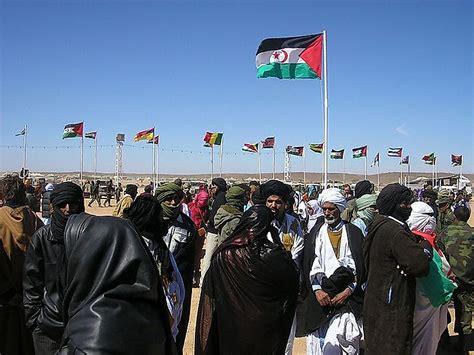 sahrawi arab democratic republic western