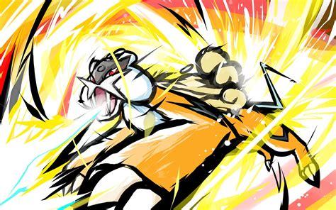 ishmam, Raikou, Pokémon, Shiny Raikou Wallpapers HD ...