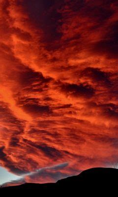 red clouds wallpaper  hd wallpaper background