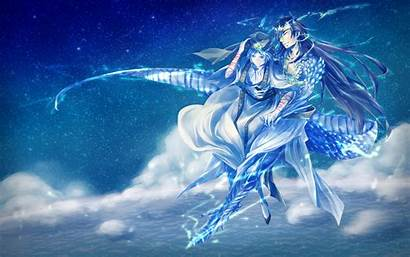 Magi Labyrinth Magic Wallpapers Djinn Sinbad Equip