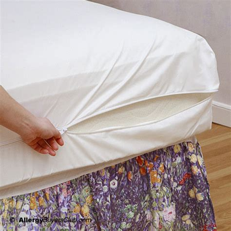 dust mite mattress cover pristine dust mite allergen barrier mattress cover