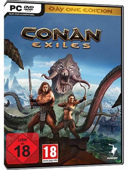 Exiles Conan Trustload Edition Admin