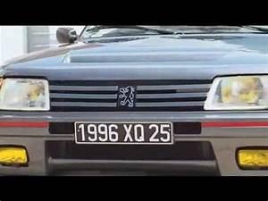 205 Turbo 16 Série 200 A Vendre : peugeot 205 turbo 16 s rie 200 youtube ~ Medecine-chirurgie-esthetiques.com Avis de Voitures
