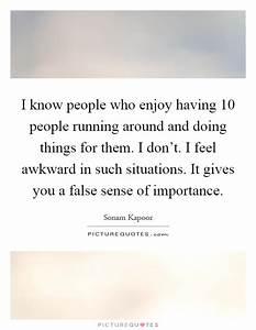 Awkward Situation Quotes & Sayings | Awkward Situation ...