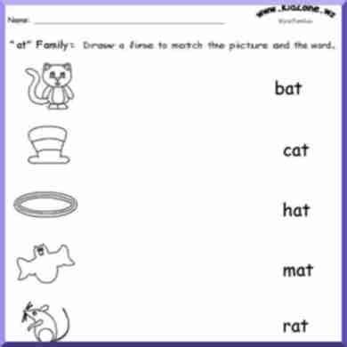 esl worksheets for 4 year olds worksheet b