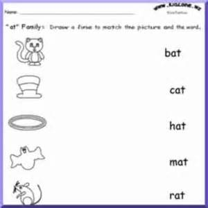 4 Year Old Reading Worksheets