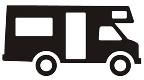 motorhome clipart black and white free rv clipart free clipart graphics images and photos
