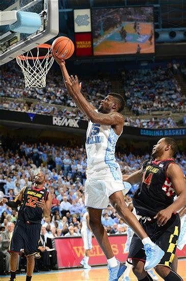 unc basketball maryland game    keeping  heel