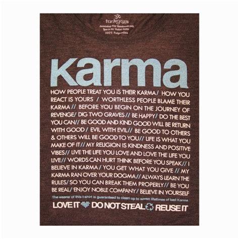 karma  work quotes quotesgram