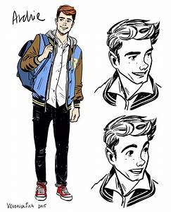 Veronica Fish Talks Drawing ARCHIE and Upcoming Arc ...