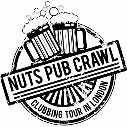 Clipart Pub Crawl London English Beer Nuts
