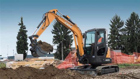 mini excavator compact excavator case mini excavators