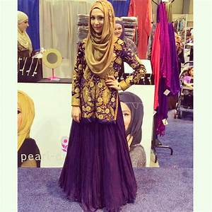 Outfits: What & How To Wear Hijab For Eid ul