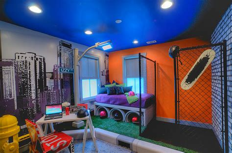 24 Children's Rooms I'd Be More Than Happy To Call My Own