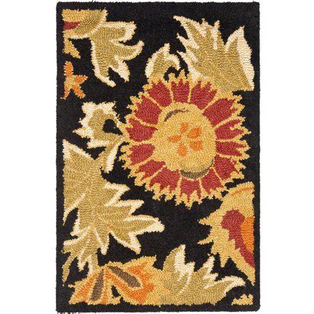 safavieh blossom rug safavieh blossom layla floral area rug or runner walmart