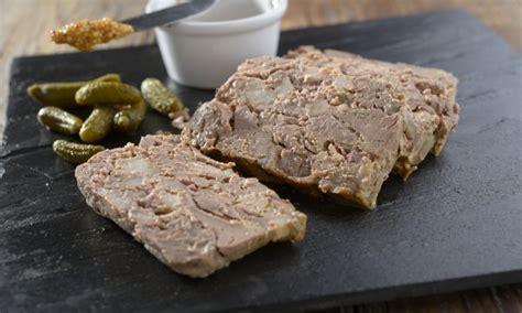 terrine de porc maison terrine de p 226 t 233 maison au jambon au porc et au veau trucs pratiques
