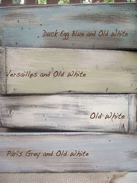 annie sloan chalk paint colors duck egg blue  white