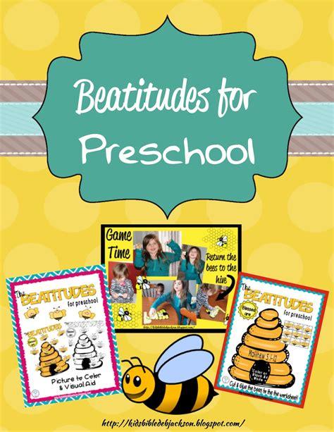 the beatitudes for preschoolers bible for the beatitudes preschool printables 470
