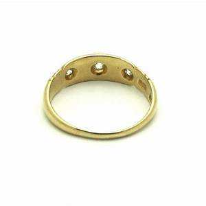 diamond gold birmingham england band ring at 1stdibs With wedding rings birmingham