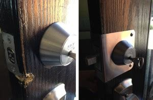 door repair   break  enter attempt locksmith