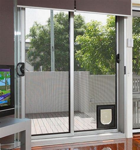 Pet Door For Patio And Sliding Doors - 11 extraordinary home depot sliding glass doors snapshot