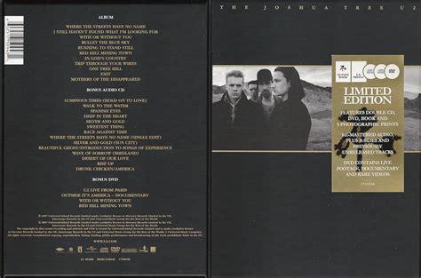 U2  The Joshua Tree (limited Edition Boxset, 2cd + Dvd