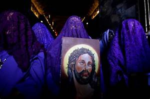 Images of Holy Week from around the world – The Eye