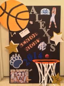 High School Basketball Senior Night Ideas for Girls