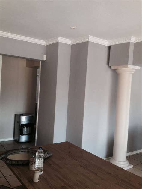 Kitchen Greysteel by Dulux Steel Grey Grey Paint Dulux Frosted