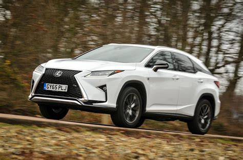 lexus rx review  autocar
