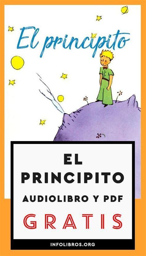 Compendio de audiolibros nuria rodo. El Principito Audiolibro y PDF | El principito audiolibro, Leer el principito, Libro de el ...