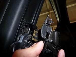997 Mod Part 1  Deviated Front Seat Belts