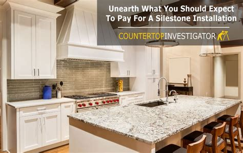 silestone cost what to expect to pay for a new quartz