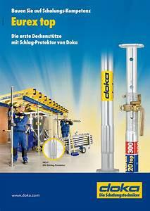Corporate Design Agentur München Doka Direktmarketing Neueinführung Eurex Top Sl Design