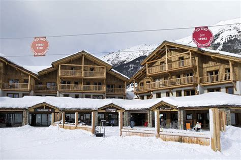 residence les chalets de flambeau in val cenis d 233