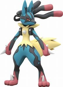 Mega Lucario by TomothyS on DeviantArt