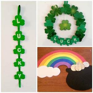 St Patrick's Day Decorations Fun Family Crafts