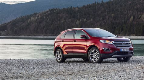 ford edge 2 0 tdci titanium powershift 2016 review car