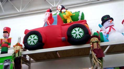 christmas decorations  walmart  youtube