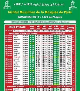 Horaire Priere Orly : heures de prieres montreal ramadan 2012 ~ Medecine-chirurgie-esthetiques.com Avis de Voitures