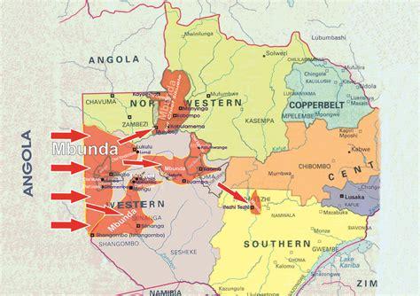 List of Mbunda Chiefs in Zambia - Wikipedia