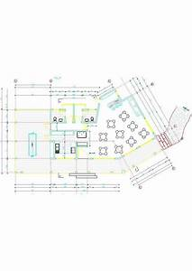 Country Restaurant  Hotel 2d Dwg Plan For Autocad  U2013 Designs Cad