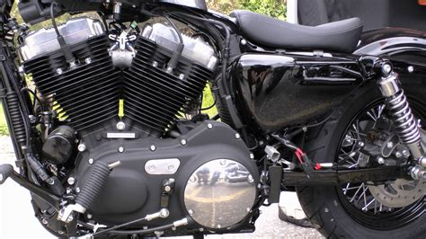 Harley Davidson Engine Types