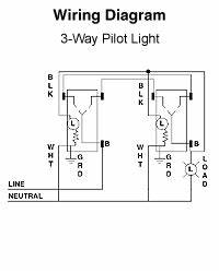 how to wire single pole light switch with pilot light With dual battery switch wiring diagram as well 3 way switch wiring diagram