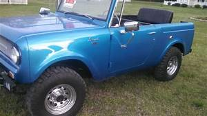 1967 International Scout 800 For Sale  Photos  Technical