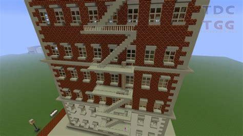 minecraft fix  felix jr apartment building replica