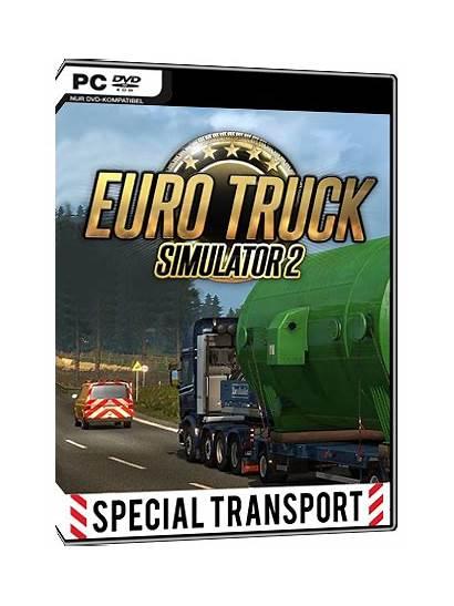 Simulator Truck Euro Special Transport Dlc Mmoga