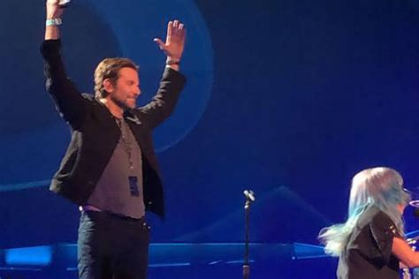 Lady Gaga, Bradley Cooper Light Up Stage On Las Vegas